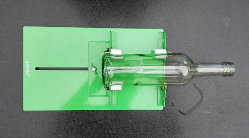Flaschenschneider für Flaschen Upcycling