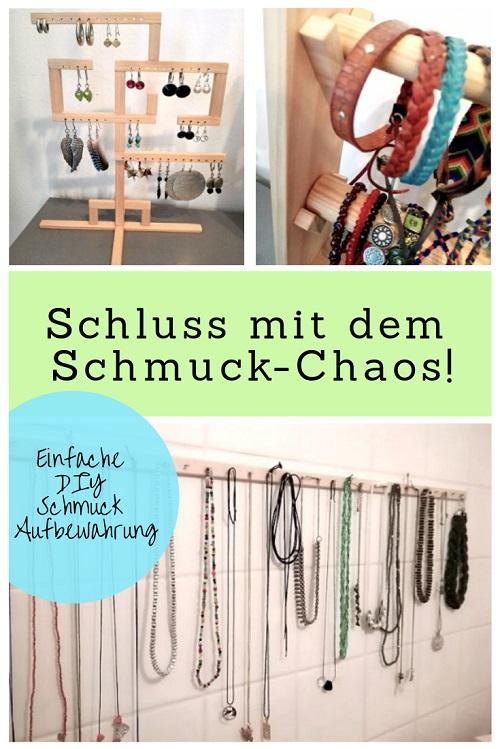 Schluss mit dem Schmuck-Chaos!