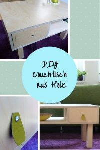 DIY Couchtisch coffee table